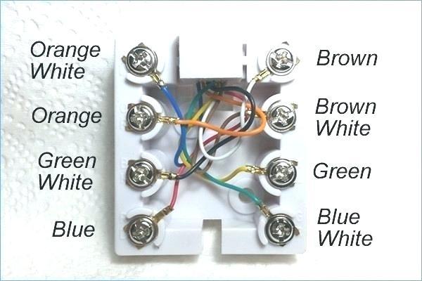 Vv 3779 Cat5 Ethernet Wall Jack Wiring Diagram