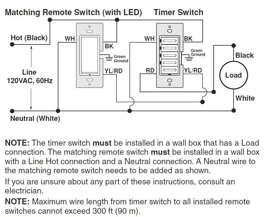 Leviton 3 Way Switch Wiring Diagram    Diagram 6 Way Wiring