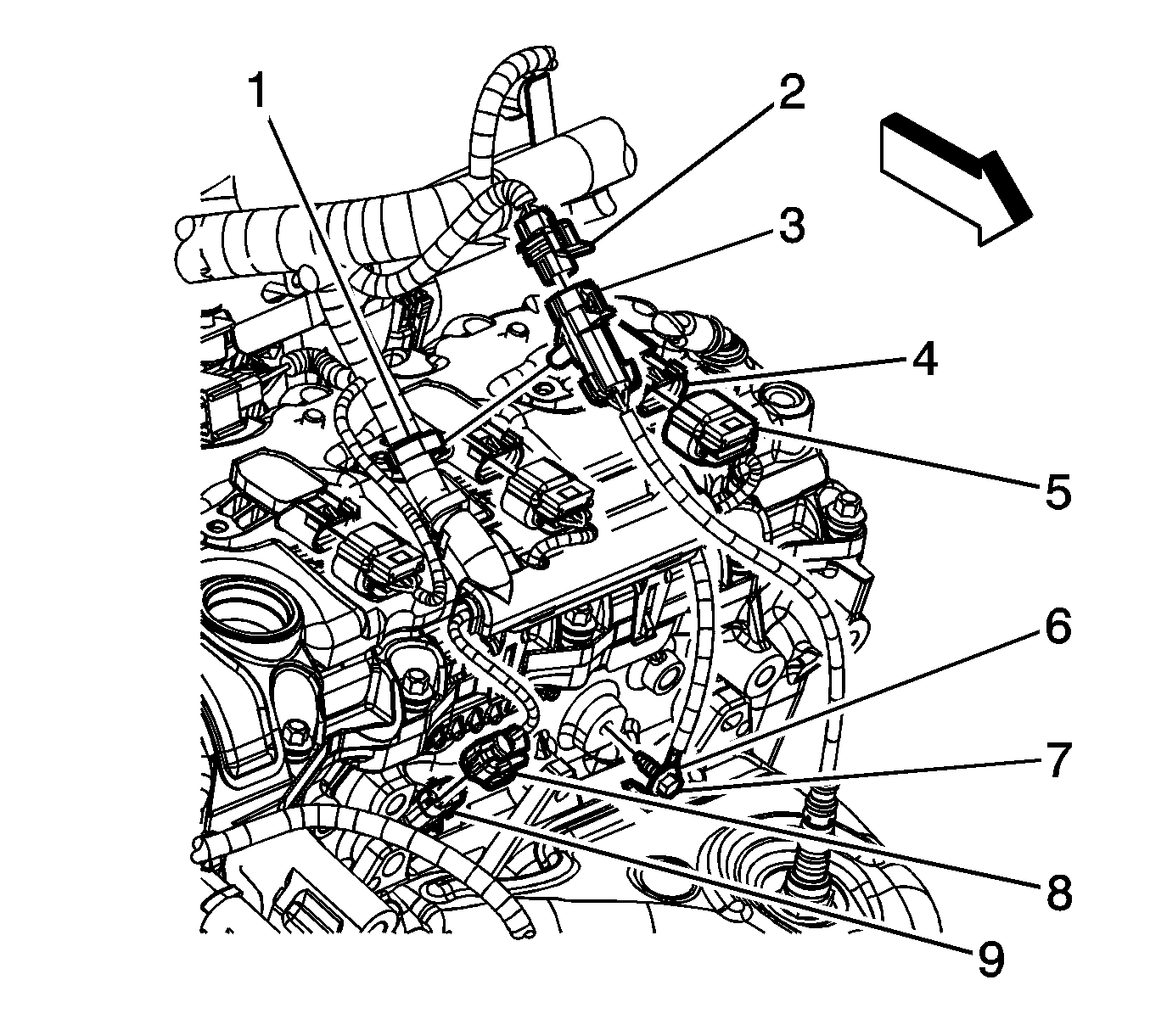 VG_3848] Wiring Harness For Gmc Acadia Free Diagram