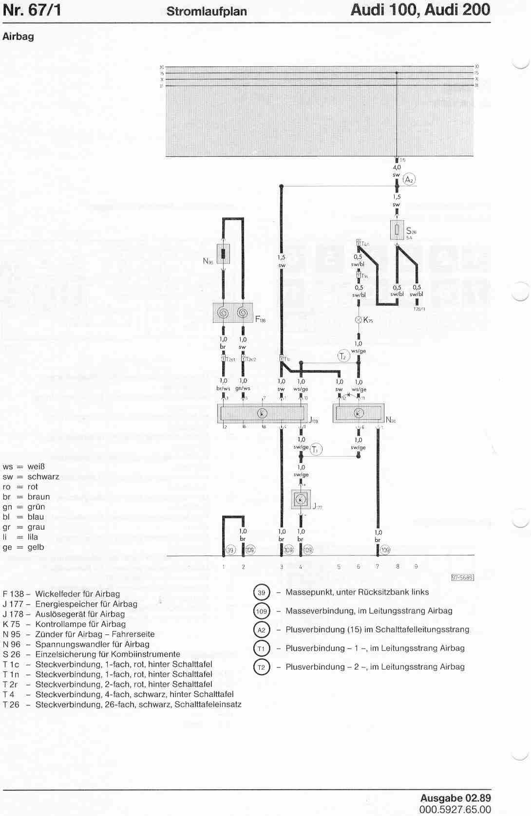 KB_7820] 1993 Audi 100 Wiring Diagram Schematic WiringEmbo Inst Crove Bletu Benol Mohammedshrine Librar Wiring 101