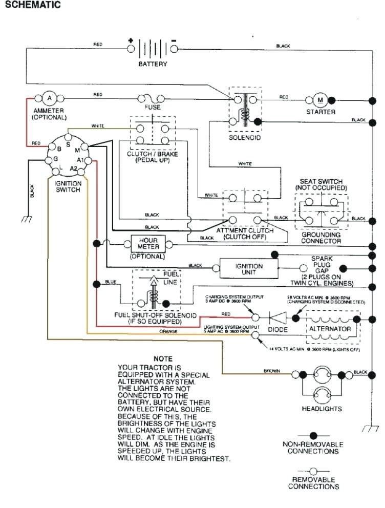 Wiring Diagram For A Poulan Riding Mower