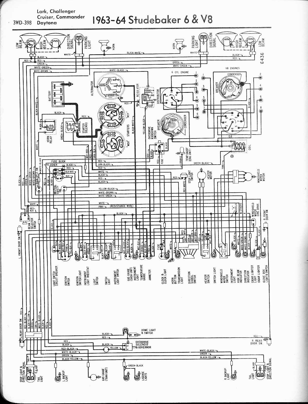 Awesome Avanti Car Wiring Diagrams Wiring Diagram Wiring Cloud Overrenstrafr09Org