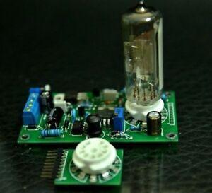 Marvelous 6E2 Tubes Drive Amplifier Board Level Indicator Harmonic Magic Eye Wiring Cloud Mousmenurrecoveryedborg
