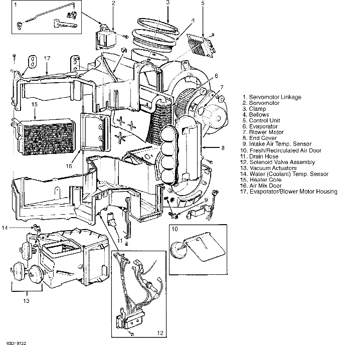 Remarkable Volvo 960 Climate Control Heater System Repair Manual Volvotips Wiring Cloud Xempagosophoxytasticioscodnessplanboapumohammedshrineorg