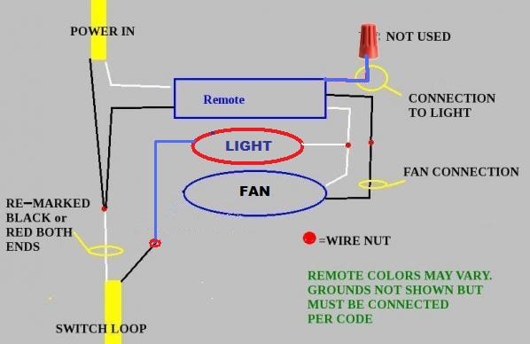 Hunter Fan Remote Wiring Diagram 56 Ford Wiring Diagram