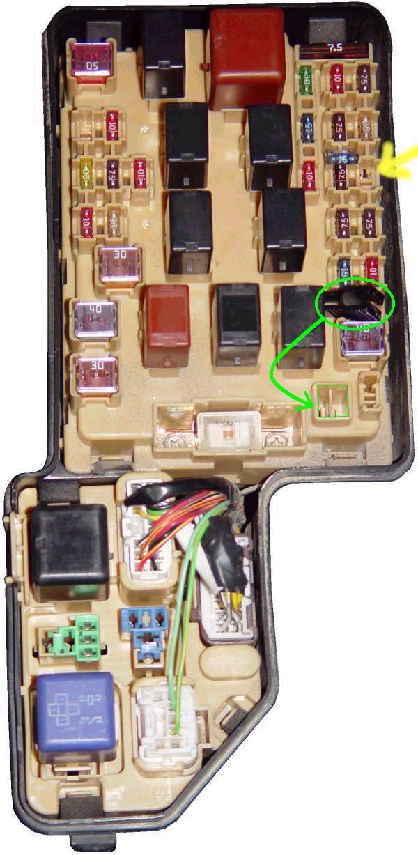 CR_2571] 2006 Toyota Celica Junction Fuse Box DiagramLectr Bachi Salv Mohammedshrine Librar Wiring 101