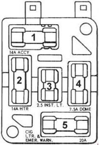 TG_5828] 1965 Mustang Fuse Box Location Wiring Diagram