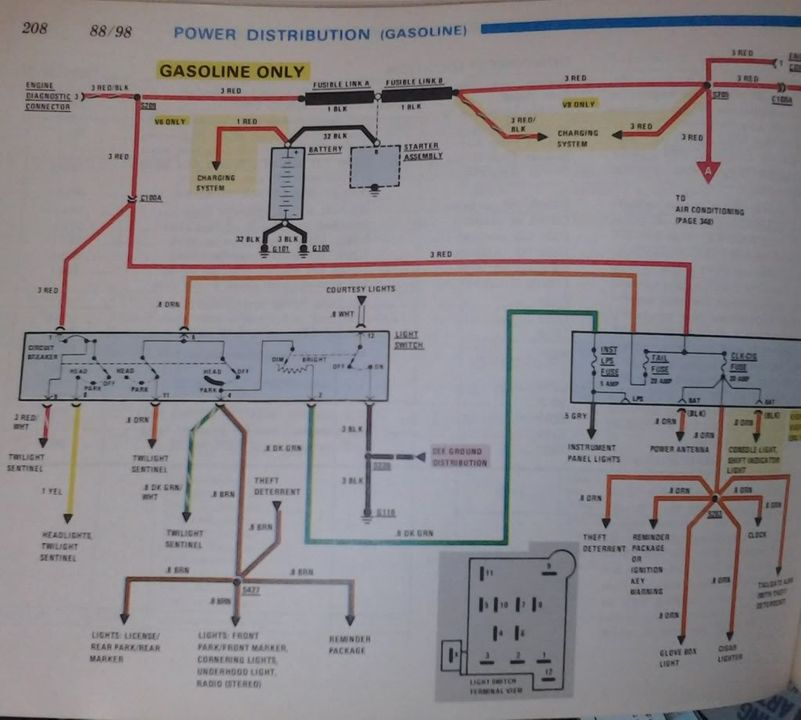HT_0610] P30 Chassis 454 Fuel As Well Holiday Rambler Battery Wiring  Diagram Schematic WiringHemt Dness Adit Bepta Apan Over Benkeme Rine Umize Ponge Mohammedshrine  Librar Wiring 101