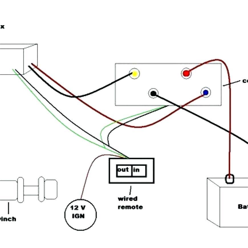 Gx 8628 Ramsey Winch Remote Wiring Diagram Free Diagram
