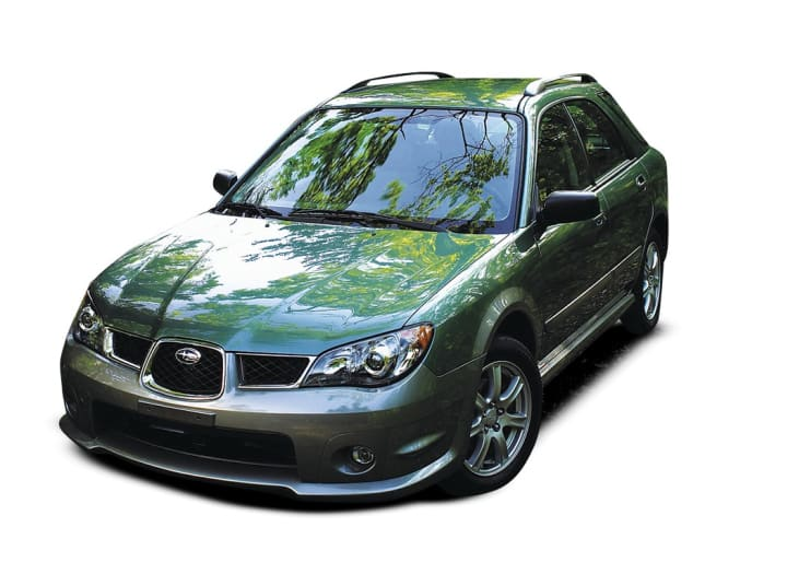 Brilliant 2006 Subaru Outback Reviews Ratings Prices Consumer Reports Wiring Cloud Hisonepsysticxongrecoveryedborg