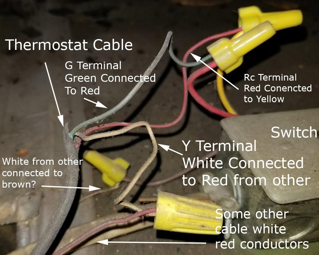 Rn 2523  Air Handler Electrical Wiring Download Diagram