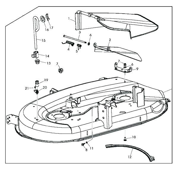 Nh 7701 John Deere Stx38 Wiring Diagram Free Diagram