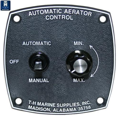 Strange Automatic Aerator Control T H Marine Supplies Wiring Cloud Hemtshollocom