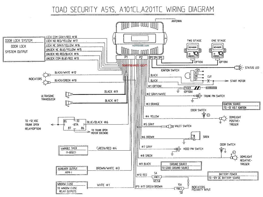 alarm wire diagram oh 5482  tiger car alarm wiring diagram wiring diagram alarm wire colors tiger car alarm wiring diagram wiring