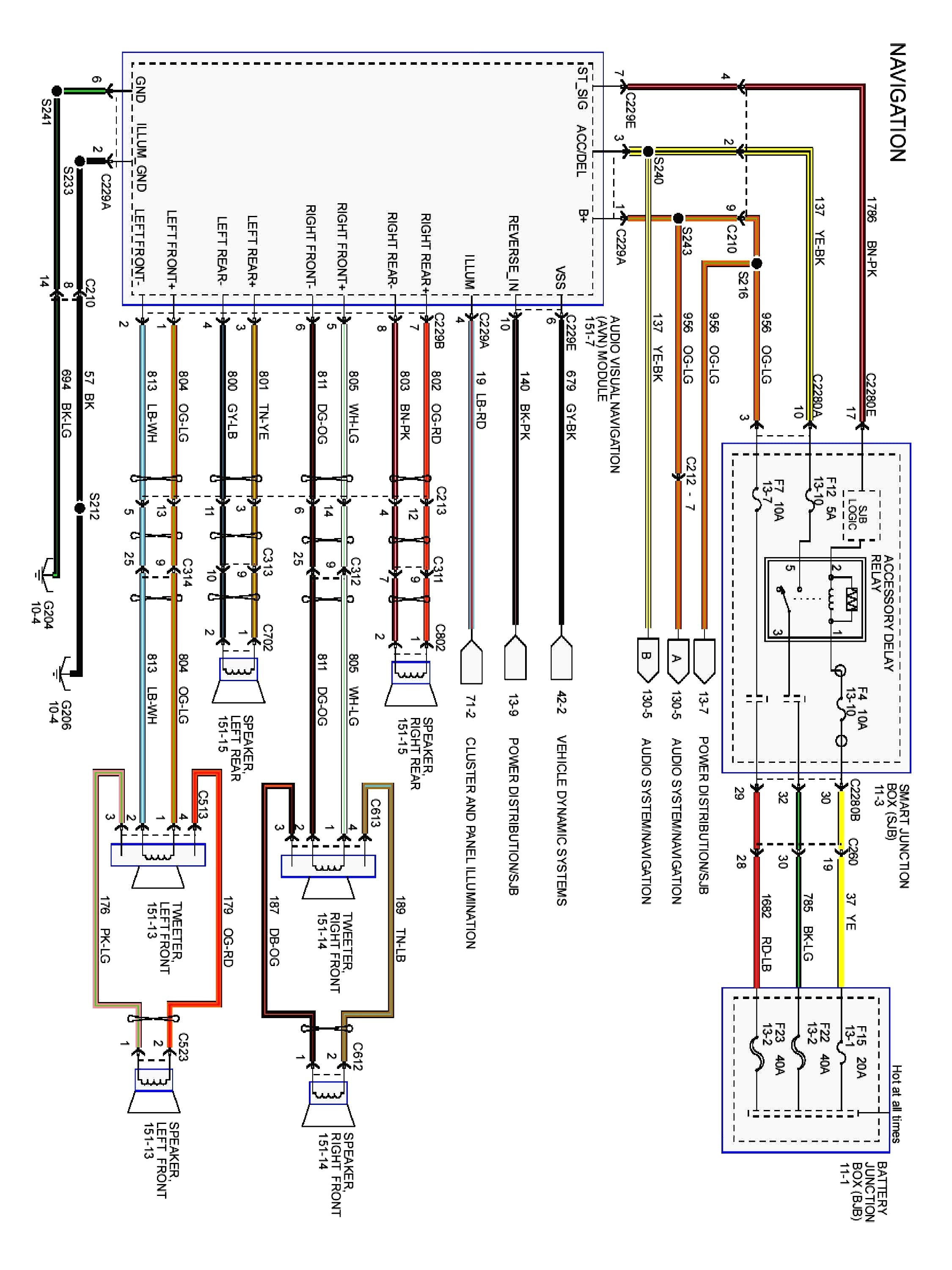 Ford E350 Radio Wiring Diagram