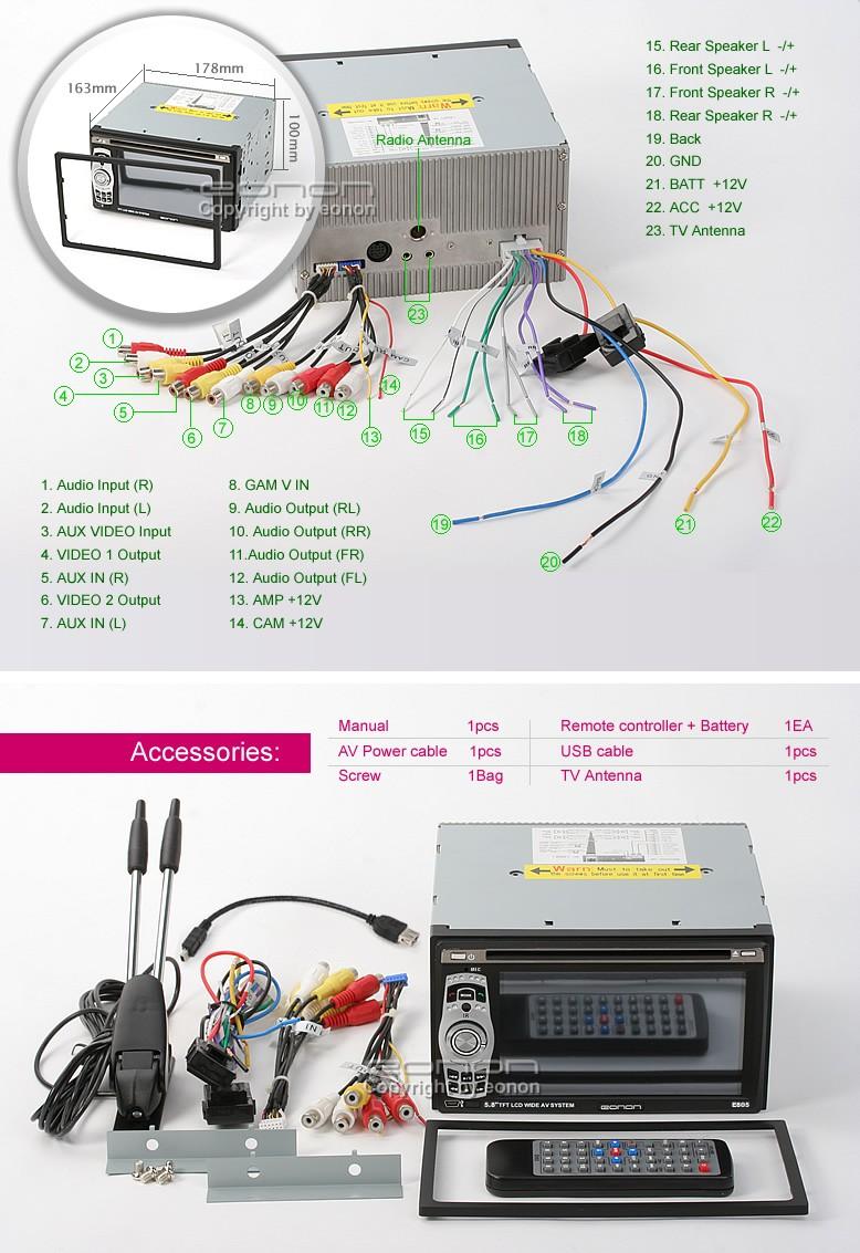 2005 Gmc Envoy Radio Wiring Diagram - Wiring Diagram