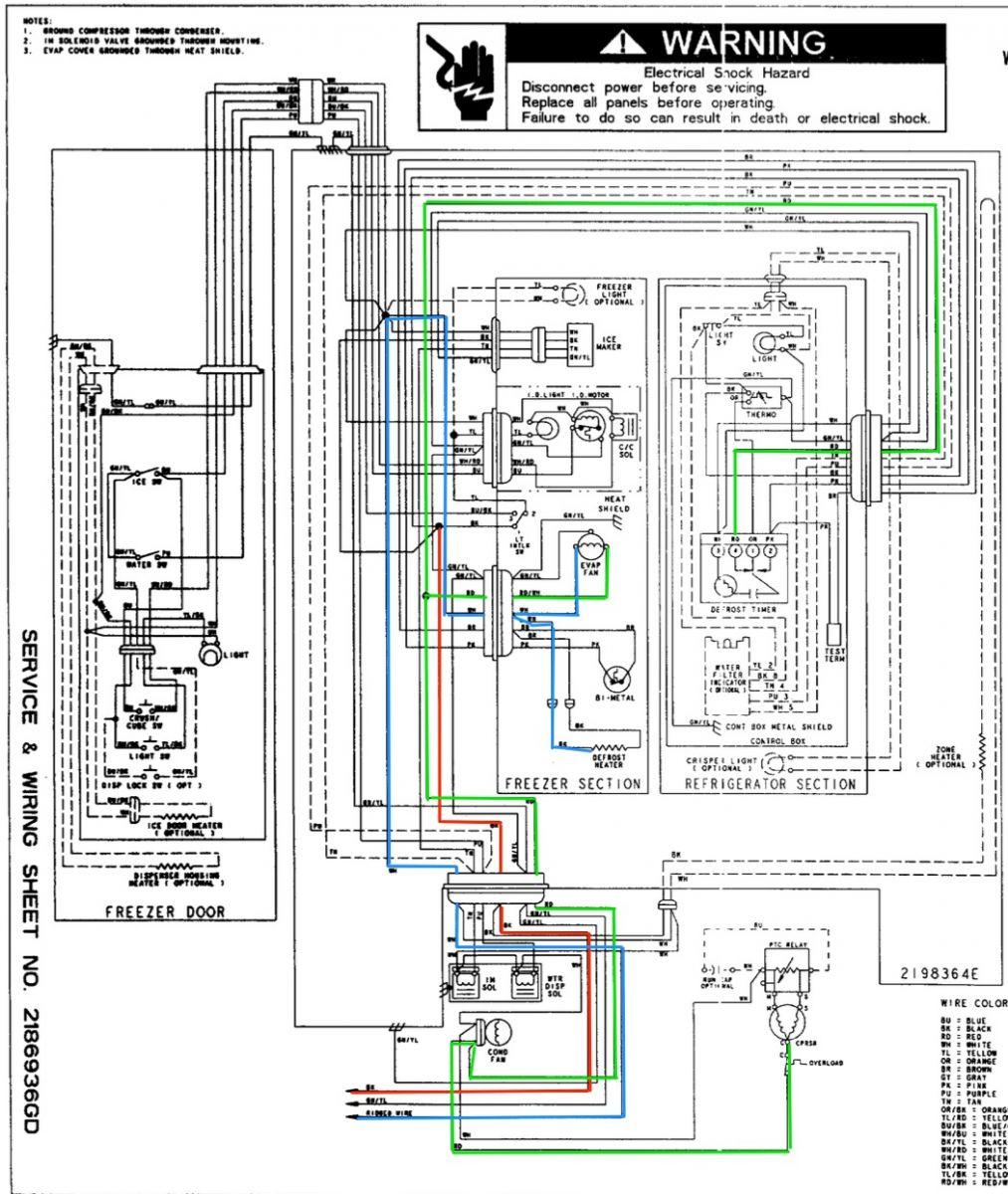 GT_1609] Ge Refrigerator Schematic From Gauche The Poplins Of The Ge Model Schematic  Wiring | Ge Refrigerator Wiring Diagram Problem |  | Norab Wiluq Sequ Xrenket Licuk Mohammedshrine Librar Wiring 101