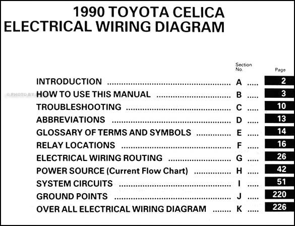 Xv 1894 Toyota Celica Radio Wiring Diagram 1990
