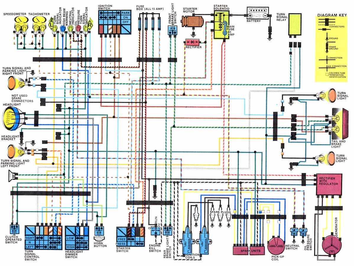 Tk 1676 1991 1994 Honda Cbr600 Fuse Box Diagram Free Diagram