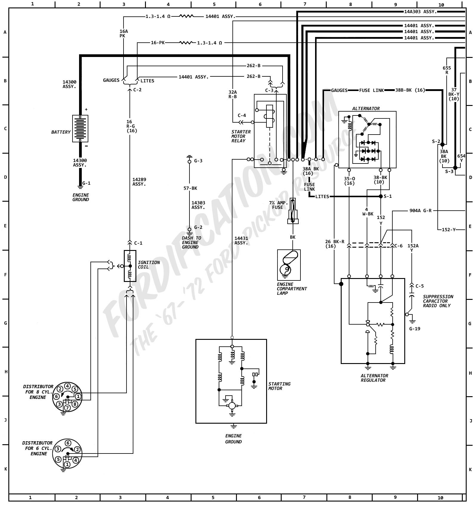 Wiring Diagram For 1972 Ford F100 Wiring Diagram Octavia A Octavia A Musikami It