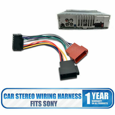 sd1262 sony 16 pin wiring harness free diagram