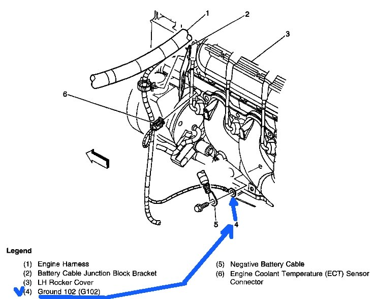 nr1706 2000 gmc sierra ground wiring diagram free diagram