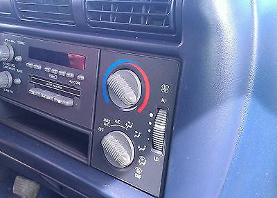 Awe Inspiring 95 97 Chevy S10 Heater Fan Speed Control Switch Dash Dial Blazer Gmc Wiring Cloud Lukepaidewilluminateatxorg