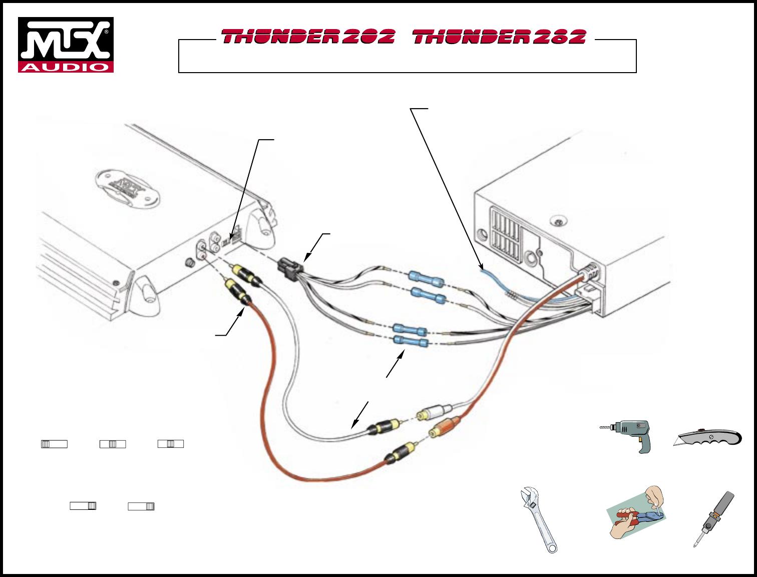 Polaris Mtx Powered Subwoofer Wiring Diagram