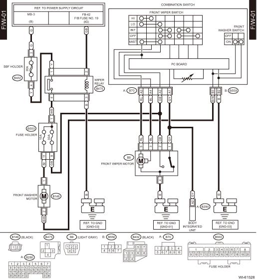 Zf 6985  Subaru Fog Lights Wiring Diagram Download Diagram
