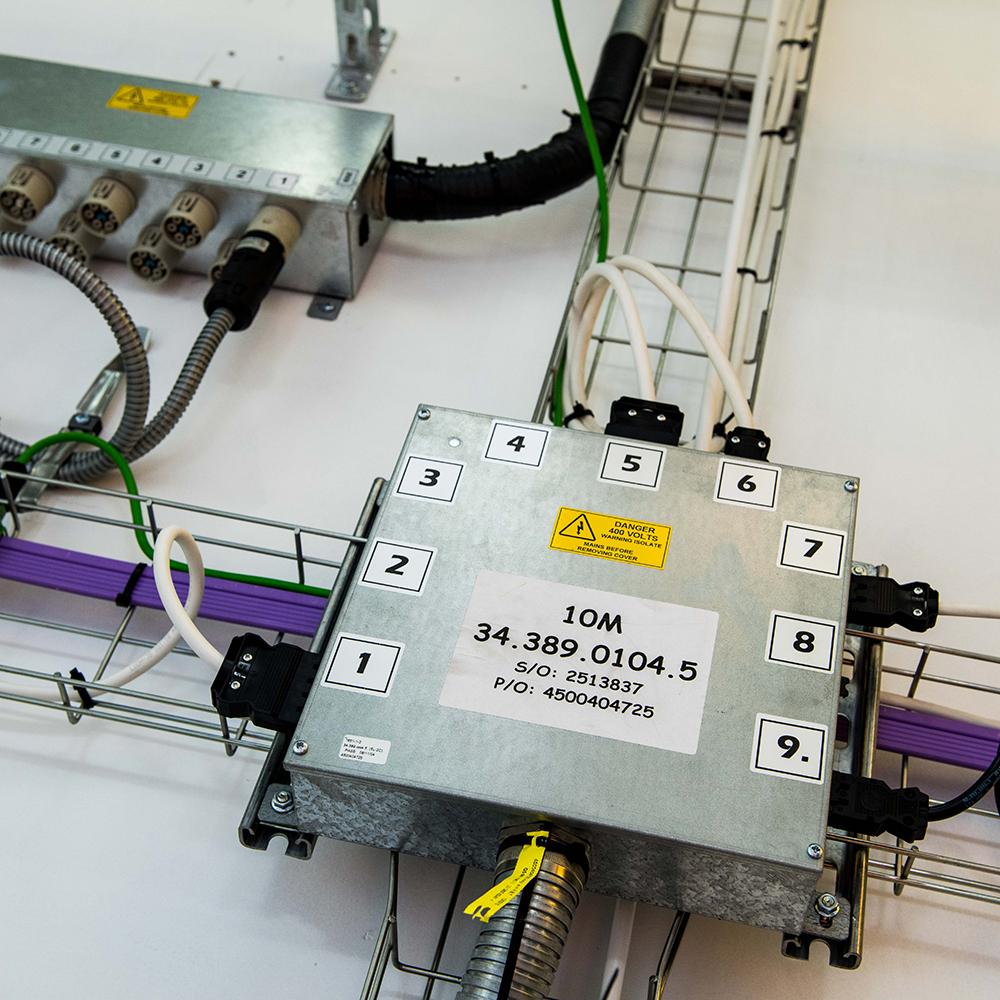 Pleasant Modular Wiring Systems Basic Electronics Wiring Diagram Wiring Cloud Hisonepsysticxongrecoveryedborg