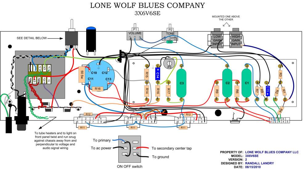 Remarkable Lone Wolf Blues Company 3X6V6Se Wiring Cloud Rdonaheevemohammedshrineorg
