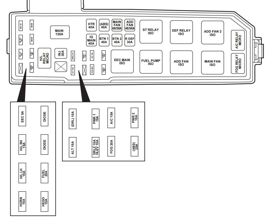 Xh 5966 Diagram 2001 Mazda Mpv Fuse Box Diagram 2003 Mazda Mpv Fuse Box Relay Download Diagram