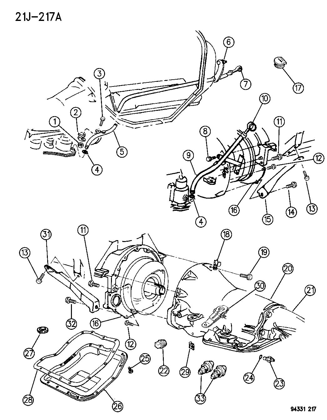 By 3310 Dodge 47re Transmission Wiring Diagram Free Diagram