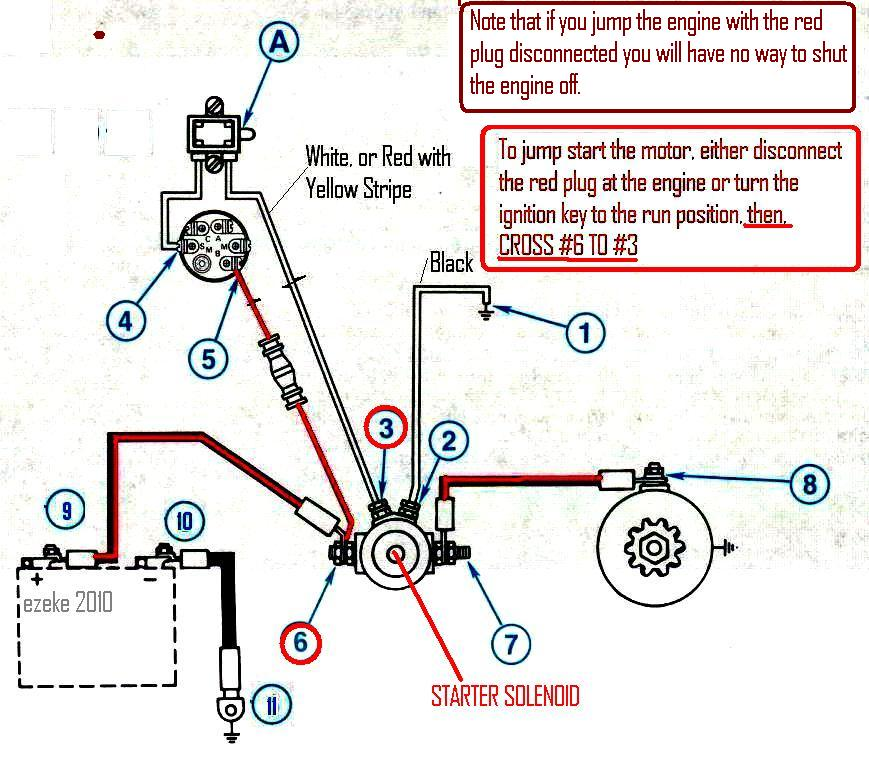 Bl 6230 Hp Johnson Outboard Wiring Diagram On Typical Motor Starter Schematic