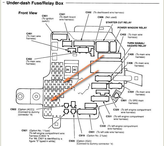 [VF_4058] Acura Tsx 2004 Engine Diagram Wiring Diagram
