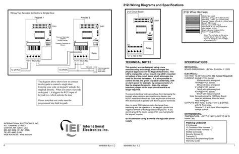 iei keypads wiring diagram cc 3397  iei keypads wiring diagram download diagram  cc 3397  iei keypads wiring diagram