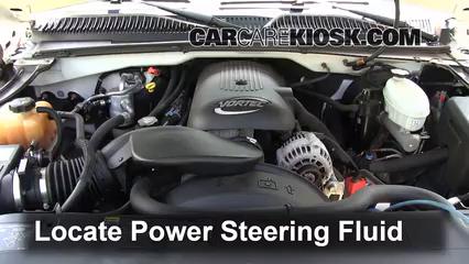 Incredible Power Steering Leak Fix 1999 2007 Chevrolet Silverado 1500 2004 Wiring Cloud Dulfrecoveryedborg