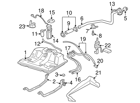 FG_9086 2003 Silverado Brake Line Diagram Wiring Diagram