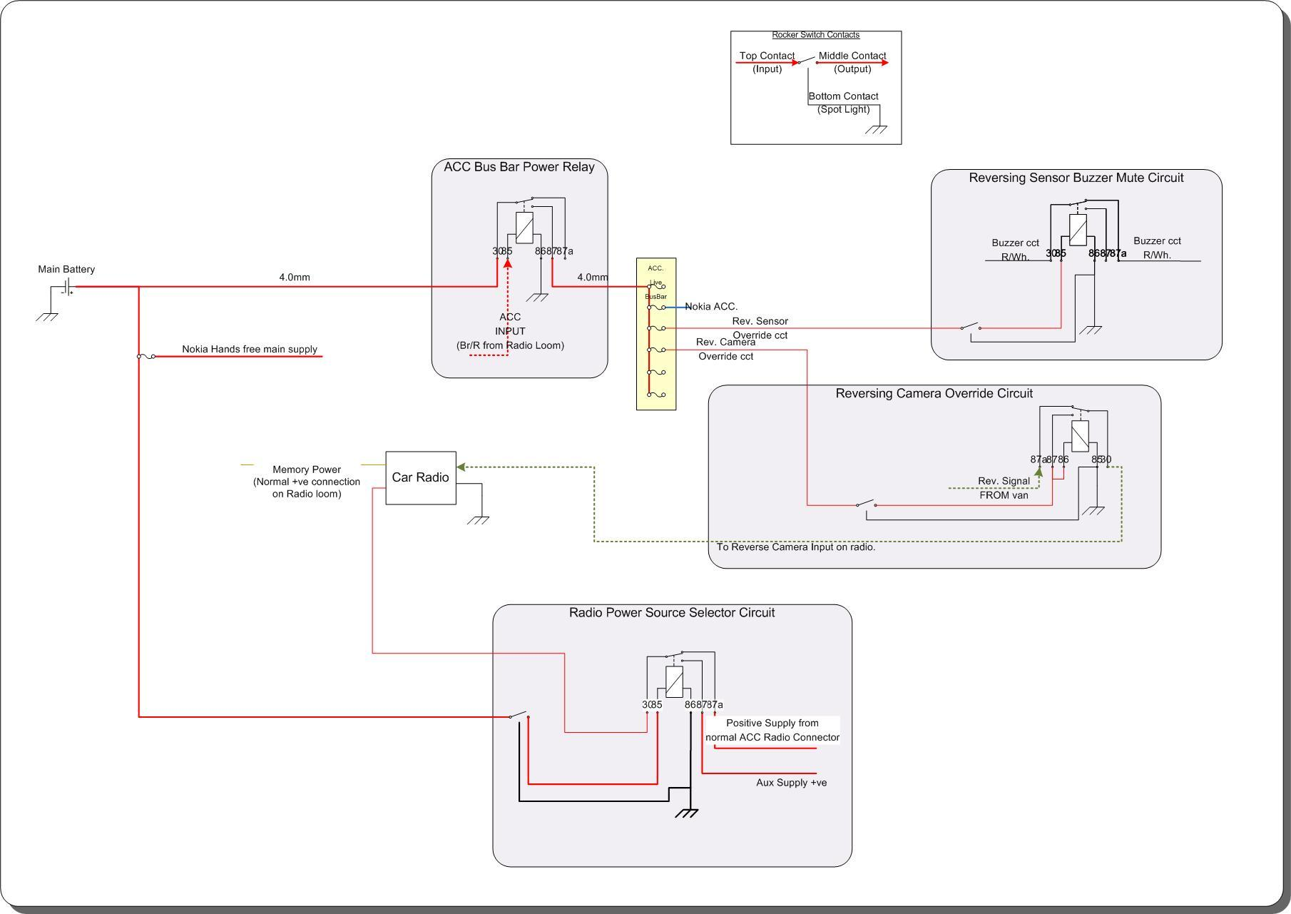 Vw Transporter T4 Syncro Camper Conversion Wiring Diagram Manual Guide