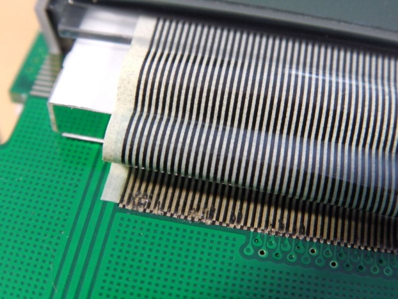 Cool How To Repair A Ribbon Cable Connection On Consumer Electronics Wiring Cloud Timewinrebemohammedshrineorg