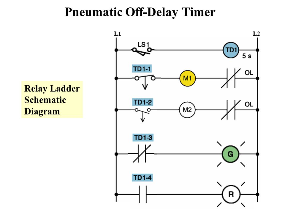 Time Off Delay Wiring Diagram