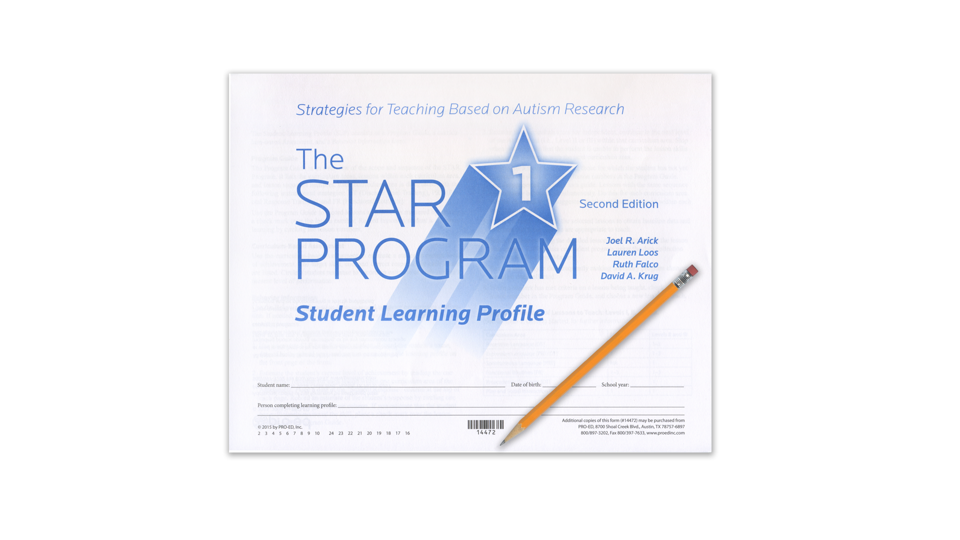 Outstanding Star Level I Student Learning Profiles Star Autism Support Wiring Cloud Faunaidewilluminateatxorg
