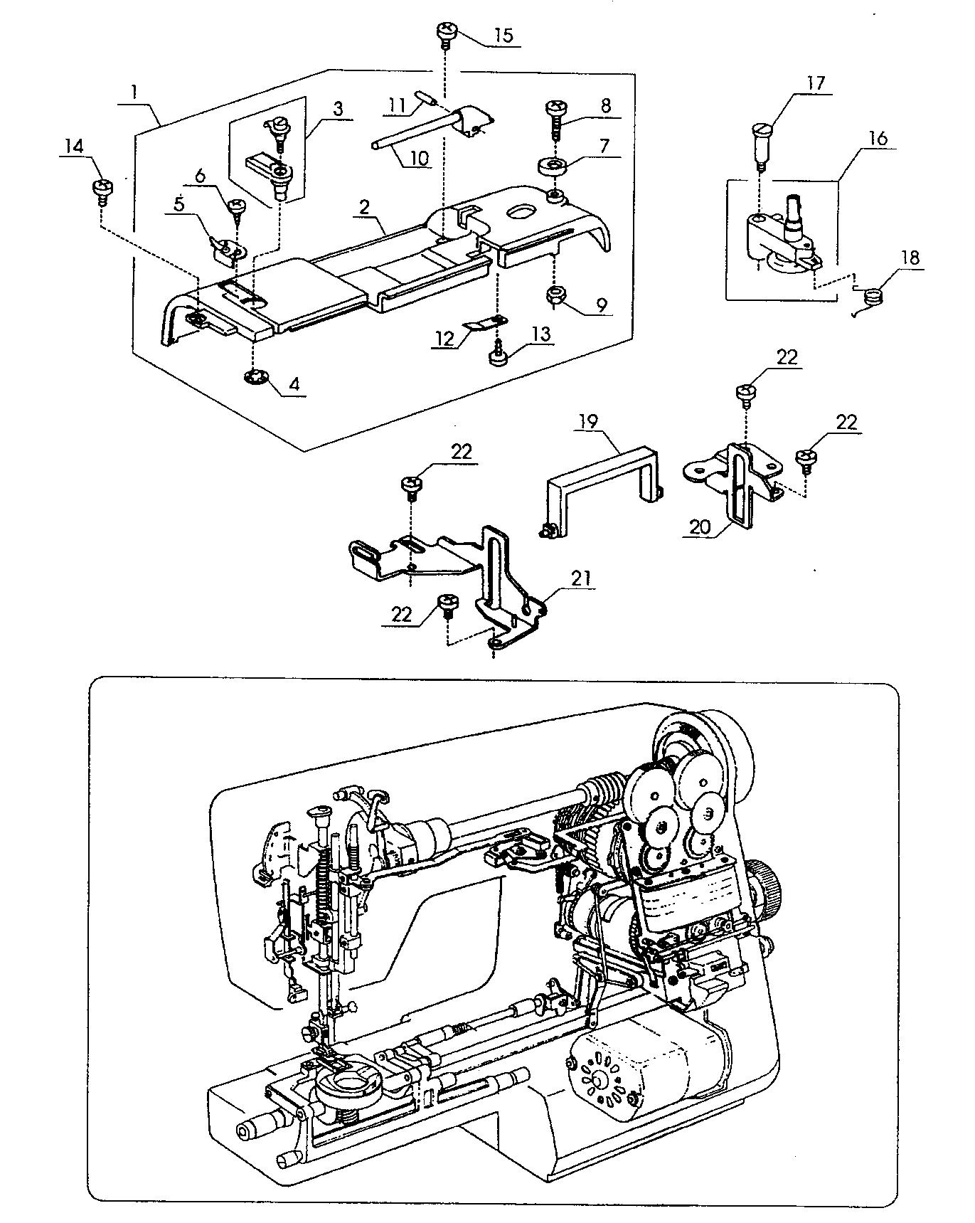 Terrific Wrg 7069 Sewing Machine Wiring Diagram Wiring Cloud Onicaxeromohammedshrineorg