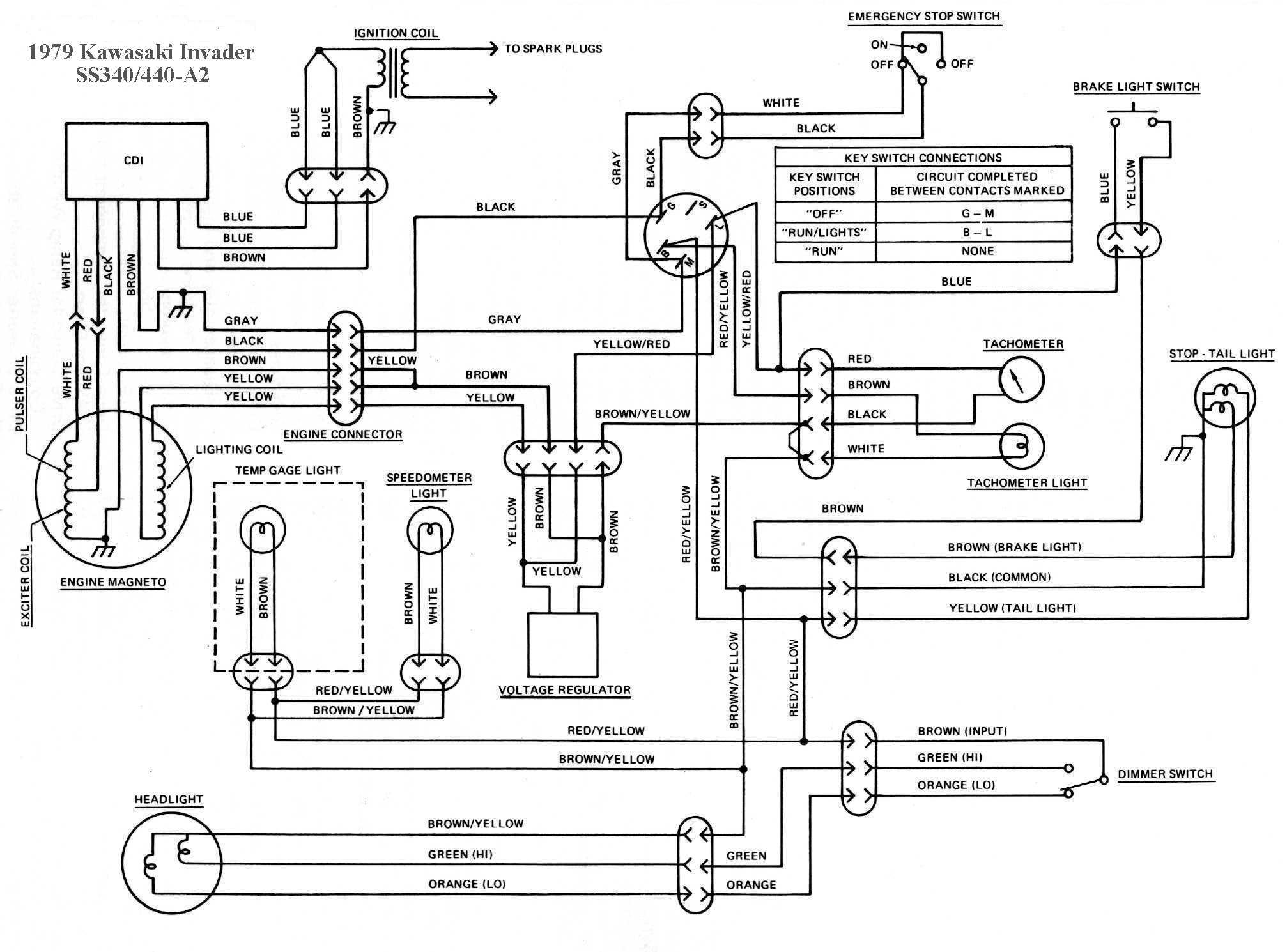 1992 Seadoo Sp Wiring Diagram