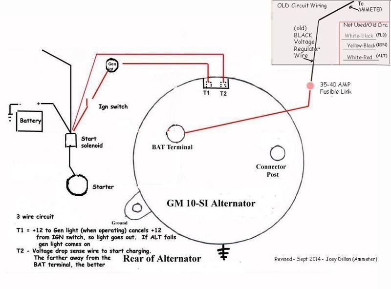 [QMVU_8575]  HL_0387] Gm 2 Wire Alternator Wiring Diagram Free Diagram | Delco Remy 22si Wiring Diagram |  | Tomy Hopad Weasi Hendil Mohammedshrine Librar Wiring 101
