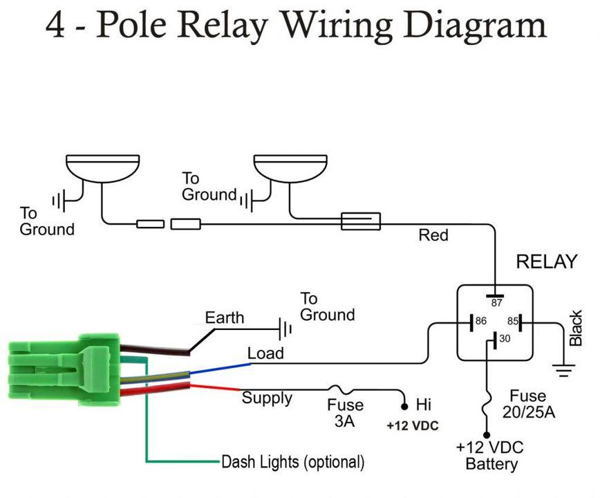 Bx 1193 07 Hilux Spotlight Wiring Diagram Free Diagram