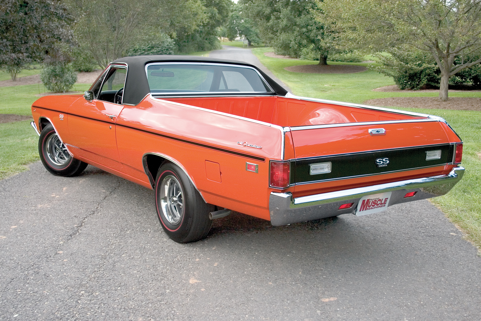 Pleasing Year Make And Model 1969 Chevrolet El Camino Ss 3 Hemmings Daily Wiring Cloud Hisonepsysticxongrecoveryedborg