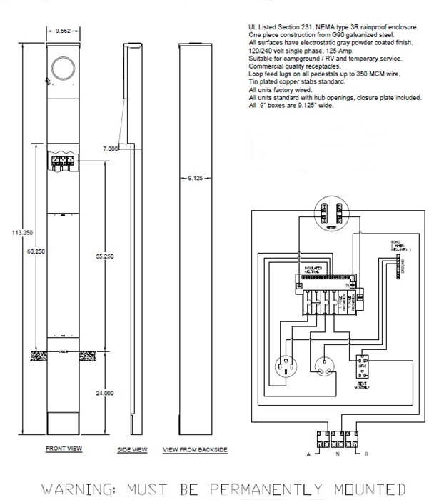50 amp rv schematic wiring diagram lt 7296  wiring diagrams further electrical rv pedestals with  wiring diagrams further electrical rv