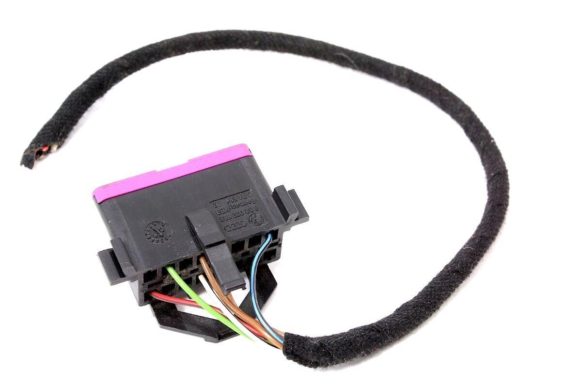 SZ 400] Obd Diagnostics Port Pigtail Plug Vw Passat Audi A40 B40 ...