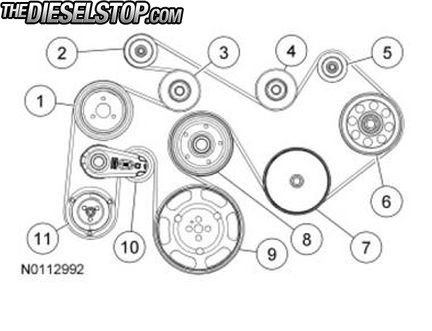 DW_3312] 2008 Ford 64 Powerstroke Belt Diagram Free DiagramNone Isop Odga Mohammedshrine Librar Wiring 101